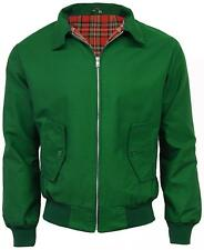 Mens Classic Vintage Harrington Bomber Jacket | Made In Britain