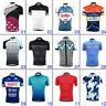 Fashion Design Men's Short Sleeve Cycling Jersey Bike Shirt Bicycle Tops Wear