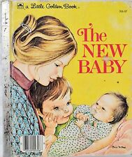 The New Baby 306-87Little Golden Book Ill by Eloise Wilkin,Written by the Shanes