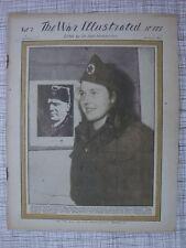 The War Illustrated # 175 (Rome, Arakan, Royal Marines, Burma, Leningrad, PIAT)