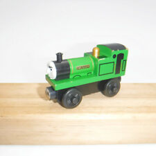 Thomas & Friends SMUDGER ENGINE Wooden Train Track Railway Green