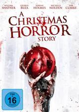 A Christmas Horror Story(2015)DVD-Horrorthriller mit William Shatner,Jeff Clarke