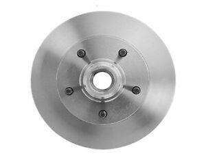 For Ford E150 Econoline Club Wagon Brake Rotor and Hub Assembly Bendix 94957QJ