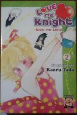 Manga - LOVE ME KNIGHT 2 - KISS ME LICIA - RW Goen - NUOVO - D12