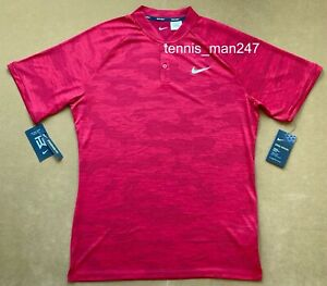 Nike Tiger Woods TW 2018 British Open Custom Golf Polo Shirt Vapor Frank PE UD