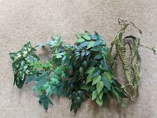 Vivarium Silk trailing/hanging plants and vine bundle-Exo Terra and Swell brands