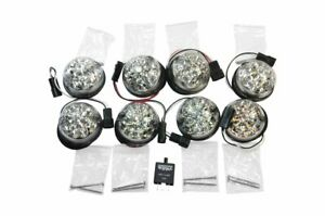 LED Lamp Kit suitable for Land Rover Defender 1999 on - Clear type