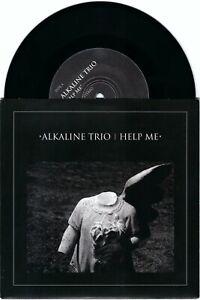 "Alkaline Trio ""Help Me"" 7"" OOP Tegan & Sara Lawrence Arms Matt Skiba Slapstick"