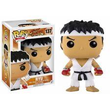 Ryu White Headband Street Fighter Funko Pop Vinyl Figure