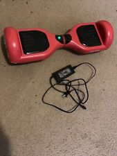 Red Hover-1 Hoverboard With Charger