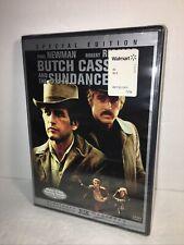 Butch Cassidy & The Sundance Kid Special Edition Dvd Paul Newman Robert Redford