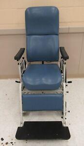 Invacare ATO HTR5500 Tilt Recline Deluxe Wheelchair Footboard Leg Rest