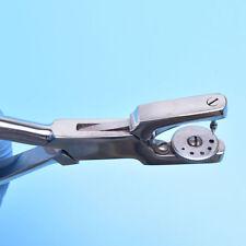 New Rubber Dam Ivory Punch Forceps Dental Endodontics Instruments