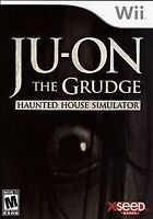 Ju-On The Grudge (Nintendo Wii, 2009) DISC ONLY FAST SHIPPING ! X SEED GAMES