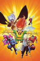 PHOENIX RESURRECTION RETURN JEAN GREY #5  Marvel COVER A 1ST  PRINT