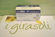 PROLIFE PEDIATRICO - Integratore di fermenti lattci vivi - 10 FLACONCINI