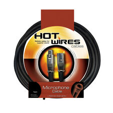 Hot Wires Professional 20' XLR Microphone Mic Cable