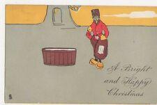 Natives of Holland, Tuck Christmas 8435 Chromo Postcard, B085