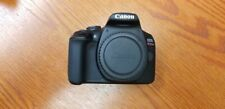 Canon EOS Rebel T7 Digital SLR Camera BODY ONLY