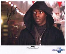 """Doctor Who Auto Photo Print David Ajala """"Peter"""""""