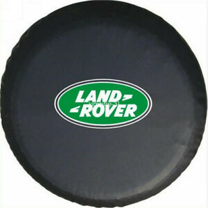 "Spare Wheel Tire Cover 17inch For LAND ROVER Vinyl Dust Protector 32 33"" covers"