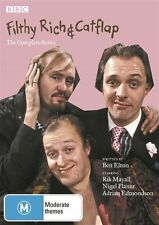 Filthy Rich & Catflap - Complete Series  (Rik Mayall & Adrian Edmondson)