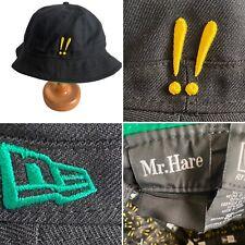 🌟New Mr Hare New Era Black 59FIFTY Explorer Bucket Hat Size Extra Large XL