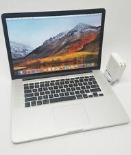 """Apple MacBook Pro 15"""" Retina(Mid-2015) 2.8GHz Core i7 16GB RAM 500GB Flash A1398"""