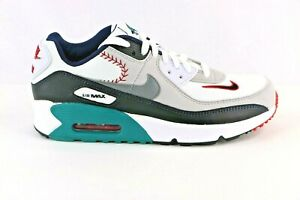 "Nike Air Max 90 Ken Griffey Jr. ""Backwards Cap"" (DJ5194-100) GS 7Y / Women's 8.5"