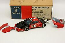 AMR 1/43 - Ferrari 512 BB Le Mans 1979 N°64 Ouvrante
