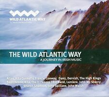 The Wild Atlantic Way - A Journey In Irish Music | NEW SEALED CD 2015