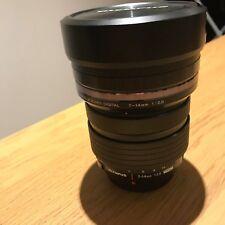 Olympus M.Zuiko Pro 7-14mm f/2.8 M4/3 Last Drop In Price