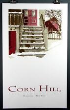 Corn Hill Arts Festival Rochester NY 2001 Poster Print Michael Chiazza