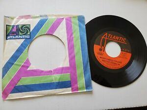 Aretha Franklin - Maître De Yeux / Moody's Mood For Love 1973 R'N'B Soul (Ex)