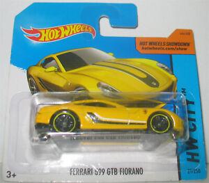Hot Wheels - Ferrari 599 GTB Fiorano (2015)
