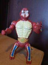 Rattlor Vintage Amos Del Universo Figura 1985 Vintage Mattel él hombre