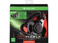 NEW Plantronics RIG Flex LX Black Gaming Headband Headset for Microsoft Xbox One