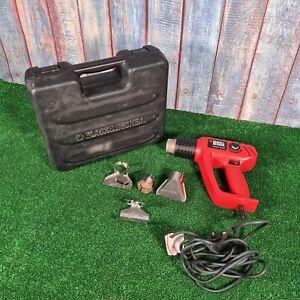 Black & Decker KX2000K Heat Gun/Paint Stripper 2000w Excellent Condition