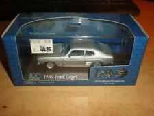 Minichamps 1/43 Ford Capri 1969  silver   MIB  100 Years Ford