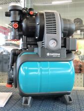 GARDENA 1753-20 Pumpe Classic Hauswasserwerk 3000/4 eco, 2.800 l/h - NEU + OVP