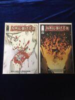 Nailbiter Lot #1 & #2 First Printing Image Comics Henderson