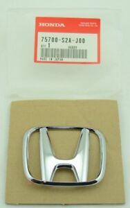 NEW Genuine OEM 2002-2009 Honda S2000 Front Emblem 75700-S2A-J00