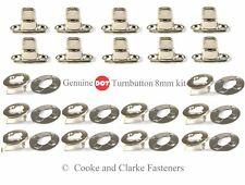 DOT 8mm kit Turnbutton Common Sense fastener eyelets base boat canopy bimini