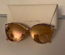 BNIB~~ Michael Kors Women MK1020 56 INA Pink/Gold Sunglasses 56mm ZJ-AP091901