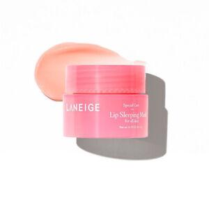 Laneige Special Care Lip Sleeping Mask (Berry) Pink Lips 3g, Genuine, UK Seller