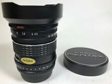 Pentax SMC Shift 28mm f3.5 K mount 94% and tested