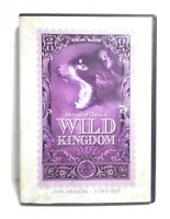 MUTUAL OF OMAHA'S WILD KINGDOM 2005 SEASON (2 DVD SET)
