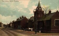 Melton Mowbray. Free Library in T.E.S.L.Series.