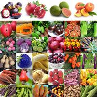 HEIRLOOM VEGETABLE GARDEN SEEDS NON GMO / HYBRID ORGANIC SURVIVAL PLANT BANK HOT