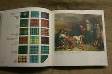 Sammlerbuch Schottenmuster, Tartans, Tücher, Plaid, Kilt, Muster, Farben,